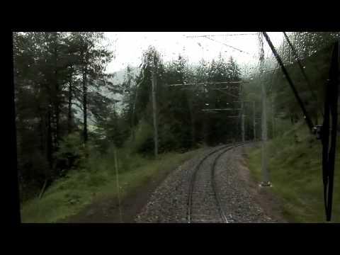 CAB RIDE ST. MORITZ – CHUR (ALBULABAHN) 4/8