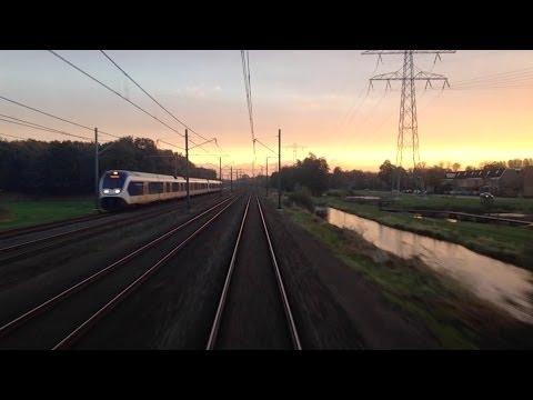 CABVIEW HOLLAND sunrise Den Haag Mariahoeve – Weesp 2013