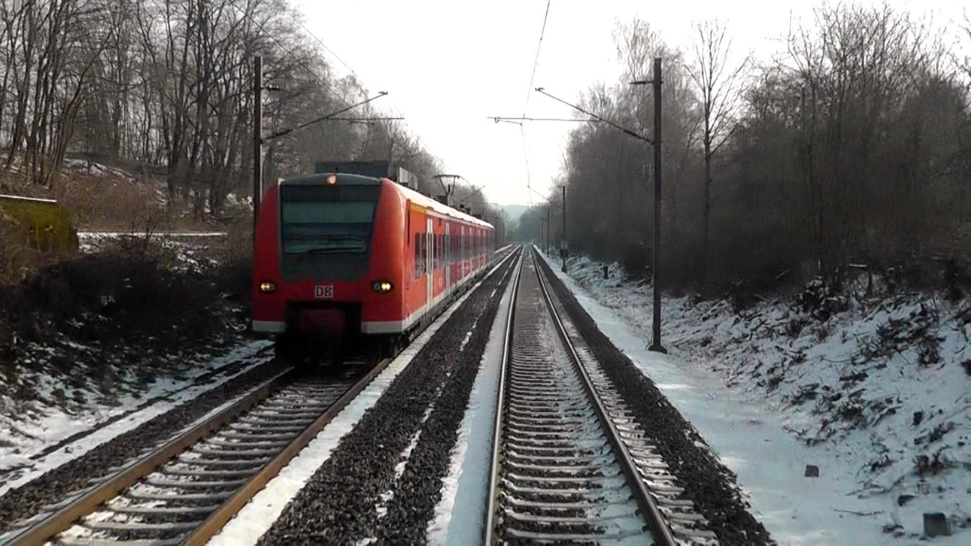 DB Bahn – Nr. 16 – Führerstandmitfahrt – Von Saarbrücken Hbf nach Mainz Hbf – BR 612 – März 2013