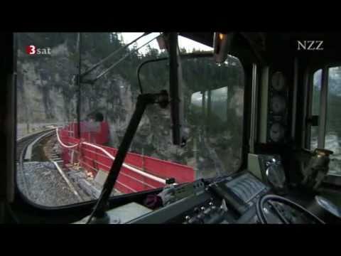 Die schönste Alpenbahn – Rhätische Bahn Teil 1