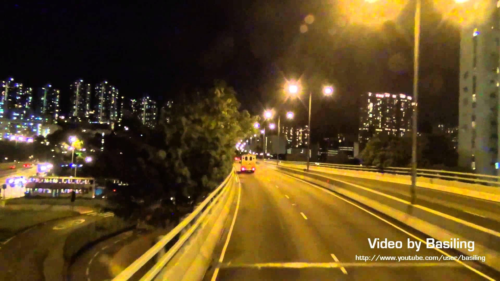 Hong Kong Bus KMB AVBWU31 @ 271 九龍巴士 Volvo B9 基督中心堂-大埔廣福道
