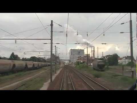 Voyage en cabine à bord du TER Lille – St Pol/Ternoise