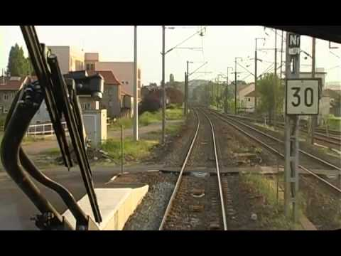 Cabride : Paris-Est (F) – Kaiserslautern (D) (2)