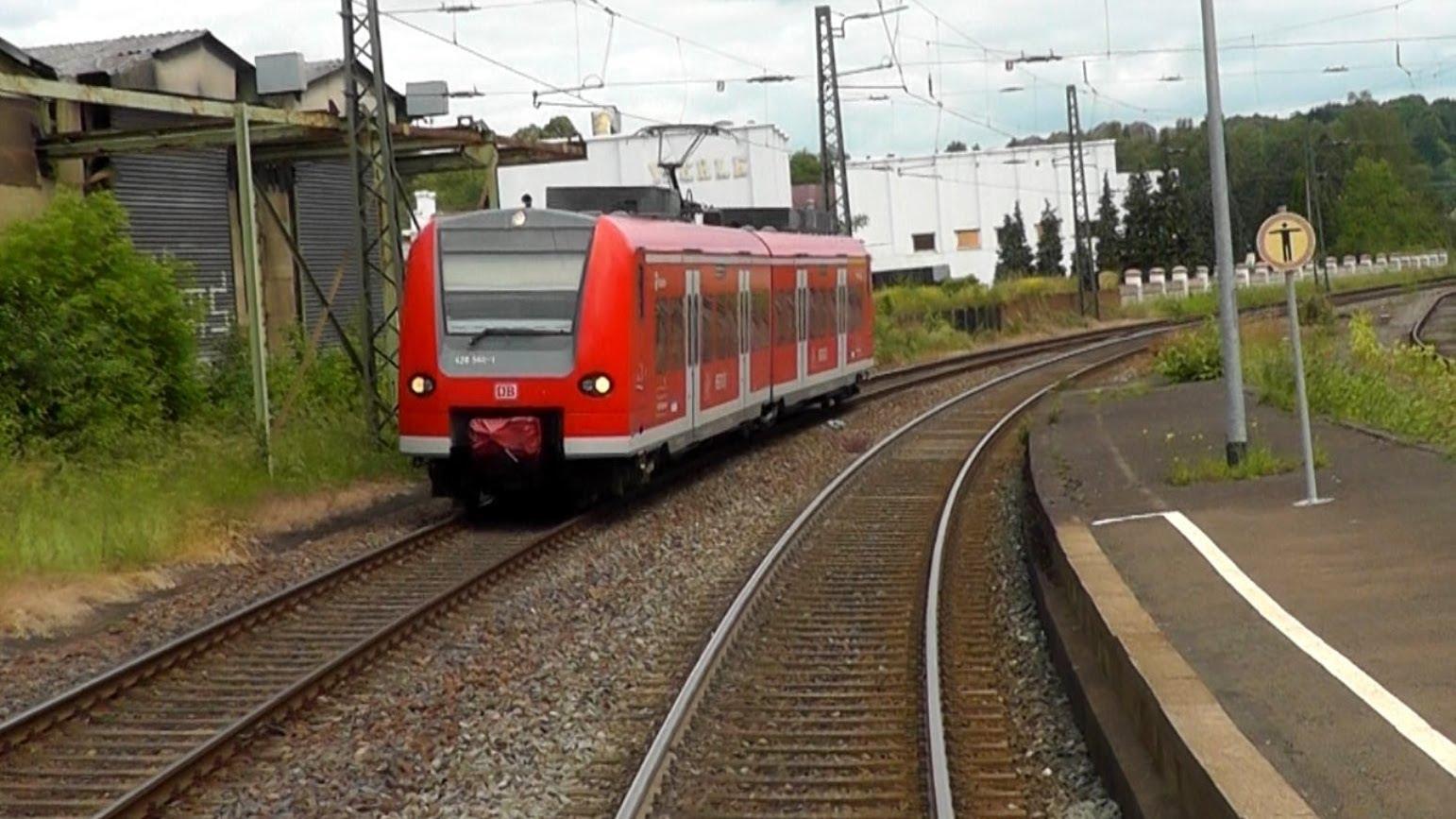 DB Bahn – Führerstand Mitfahrt – Nr. 24 Teil 1 / 3 – Von Saarbrücken Hbf nach Mainz Hbf