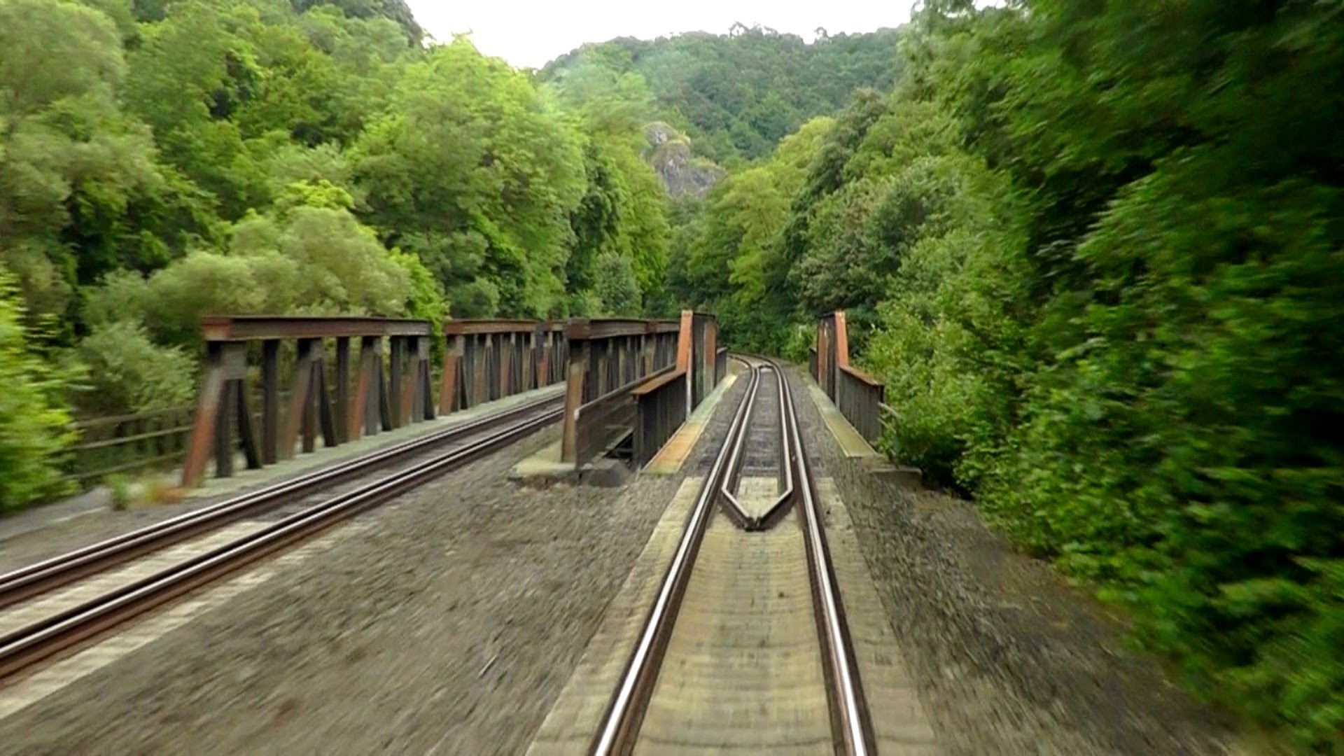 DB Bahn – Führerstand Mitfahrt – Nr. 24 Teil 2 / 3 – Von Saarbrücken Hbf nach Mainz Hbf