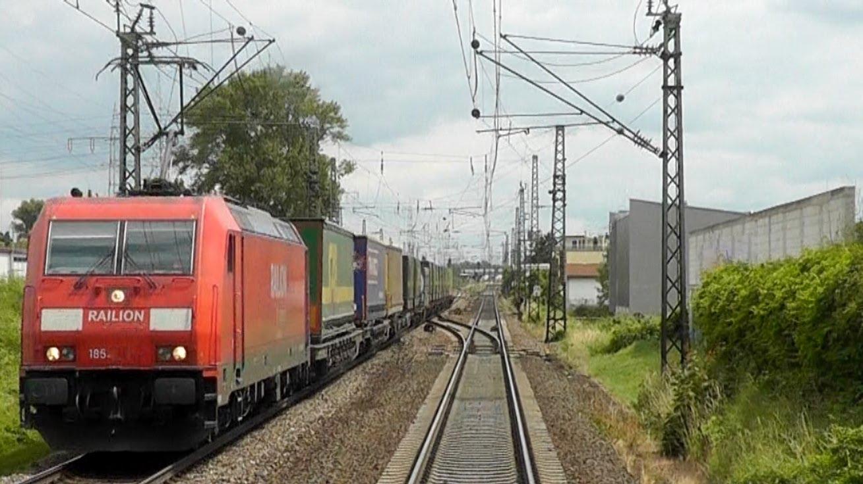DB Bahn – Führerstand Mitfahrt – Nr. 24 Teil 3 / 3 – Von Saarbrücken Hbf nach Mainz Hbf