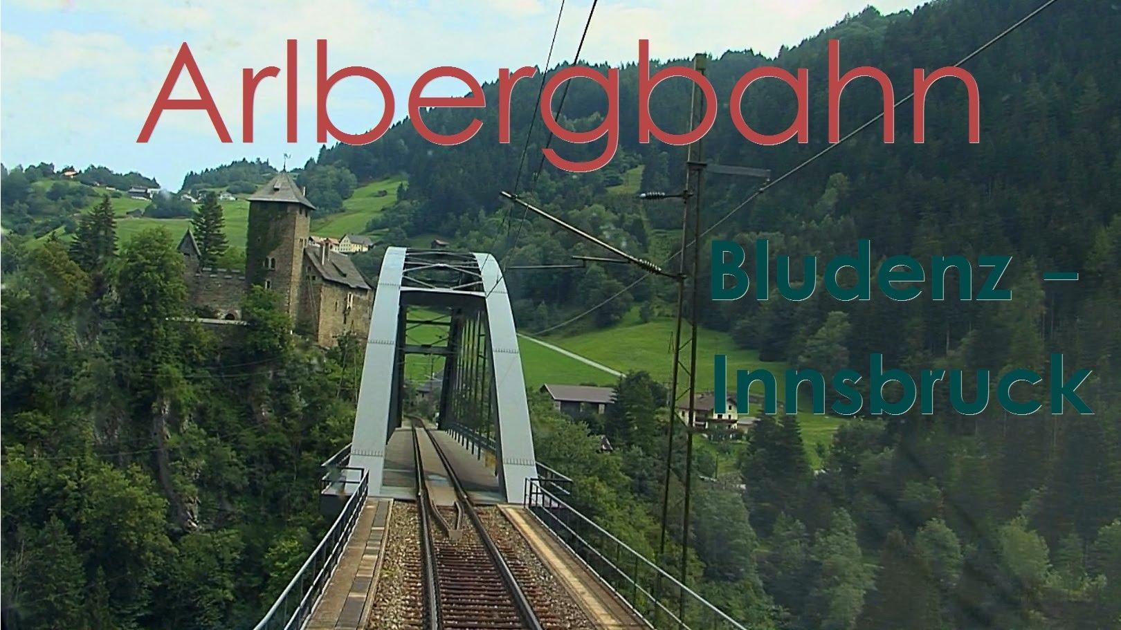 Führerstandsmitfahrt Arlbergbahn Bludenz – Innsbruck [HD] – Cab Ride – ÖBB 1116