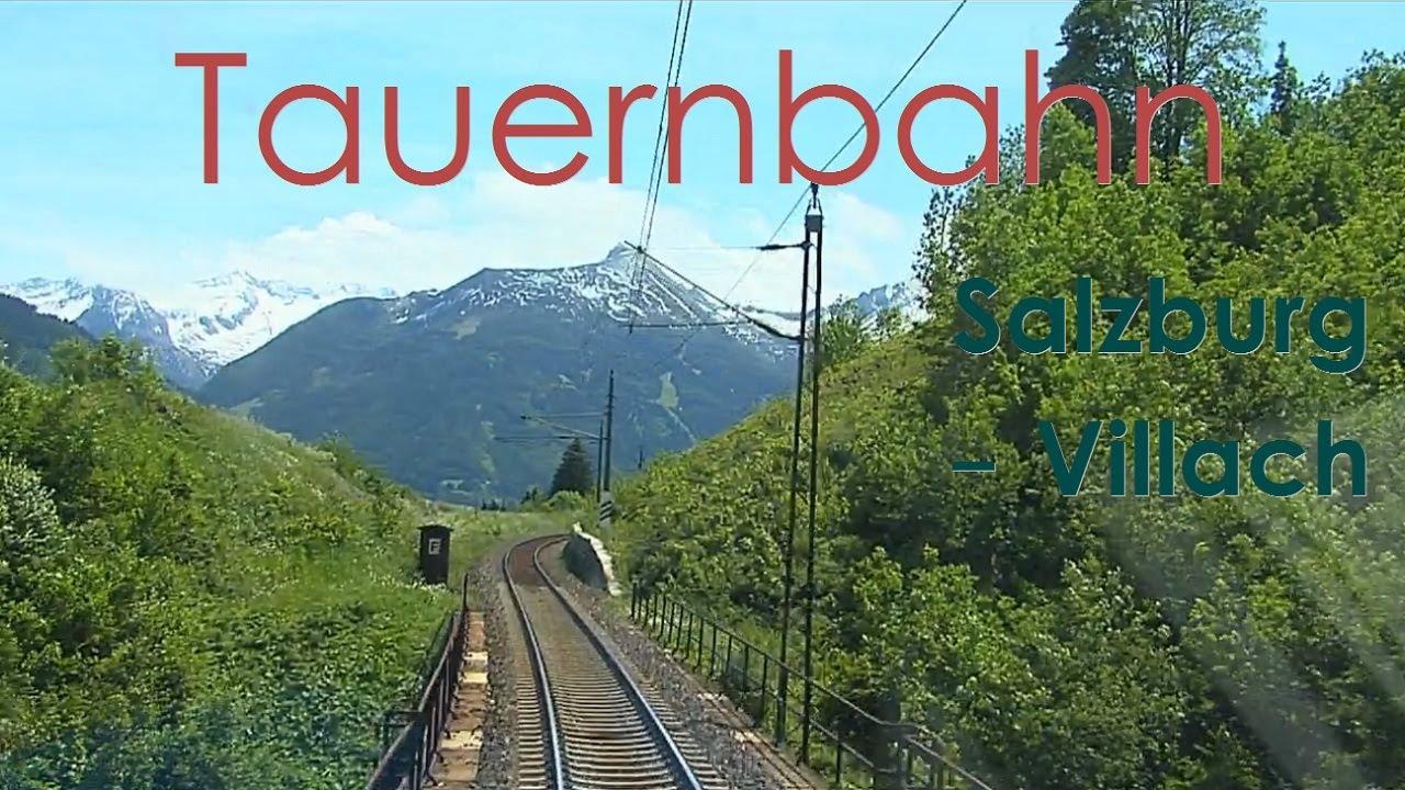 Führerstandsmitfahrt Tauernbahn Salzburg – Villach [HD] – Cab Ride – ÖBB 1116