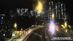 Hong Kong Bus KMB ATENU111 @ 268C 九龍巴士 Dennis E50D 觀塘碼頭-朗屏鐵路站