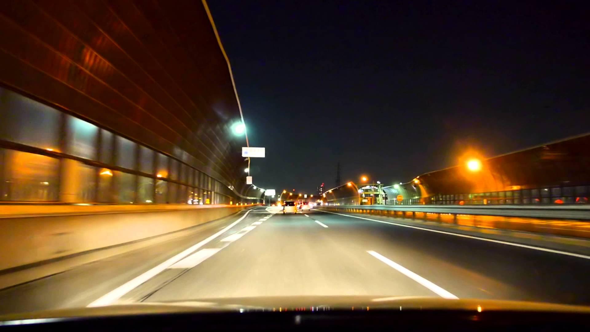 東京外環自動車道 内回り 三郷JCT – 大泉IC [車載動画 2014/04]