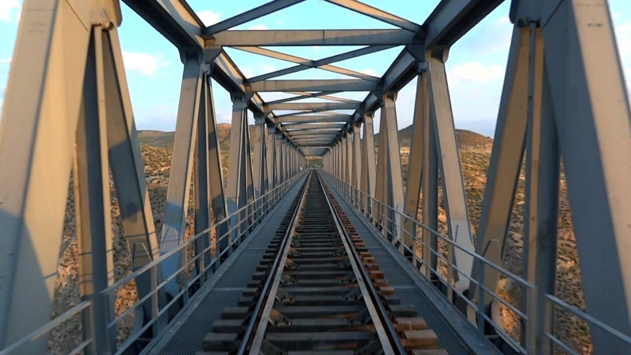 Rail View – Tren de Linares a Granada – 2013