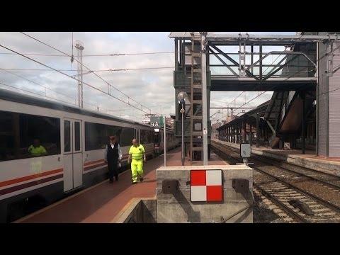 Rail View Tren de Valladolid a Burgos y Miranda de Ebro 2014