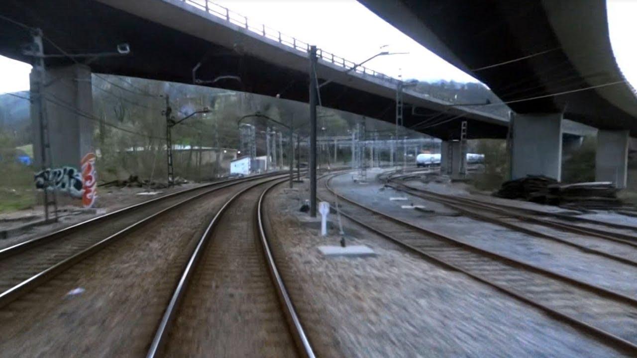 Rail View – Tren Soto de Rey Oviedo Gijón – 2013