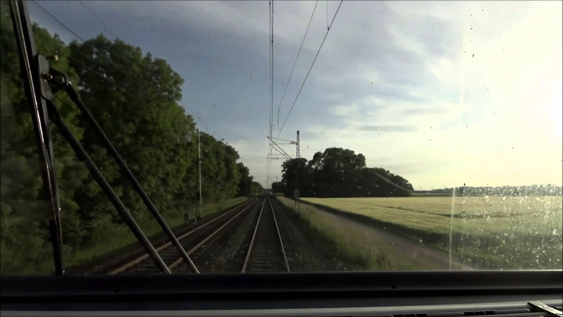 Rundgang/ Führerstandsmitfahrt BR440 Landshut-München am 06.06.2014