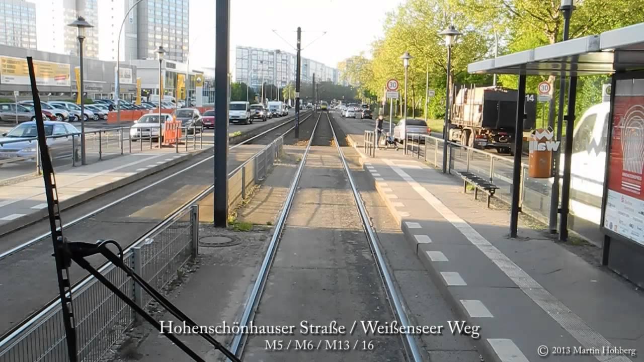 BVG Tram Linie M5 E GTZ