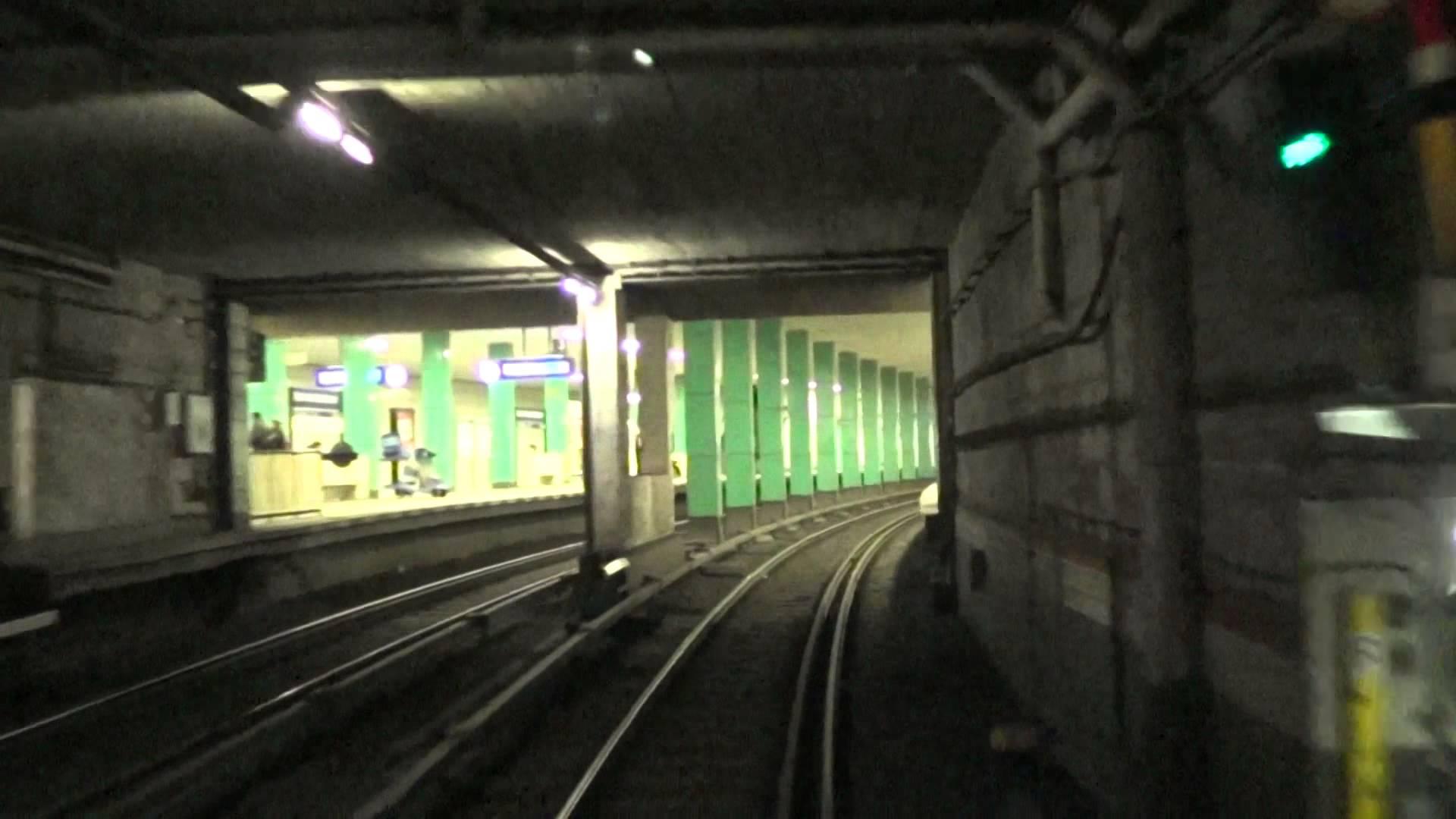 S-Bahn Berlin – Führerstandsmitfahrt S2 Bernau – Blankenfelde (Br 481)[HD 1080p]