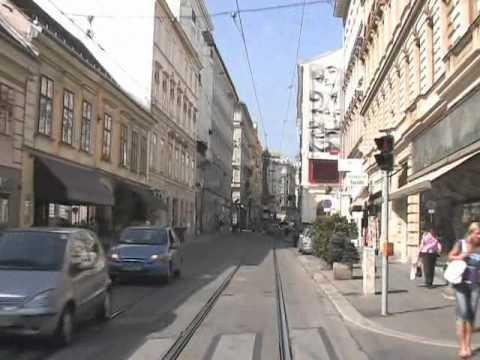 Wien Straßenbahnlinie J