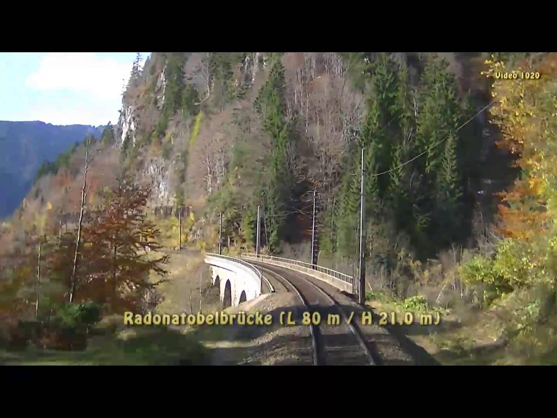 Arlbergbahn Teil 2