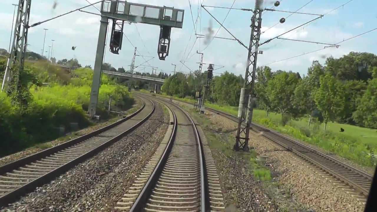 Führerstandsmitfahrt Kufstein-Rosenheim