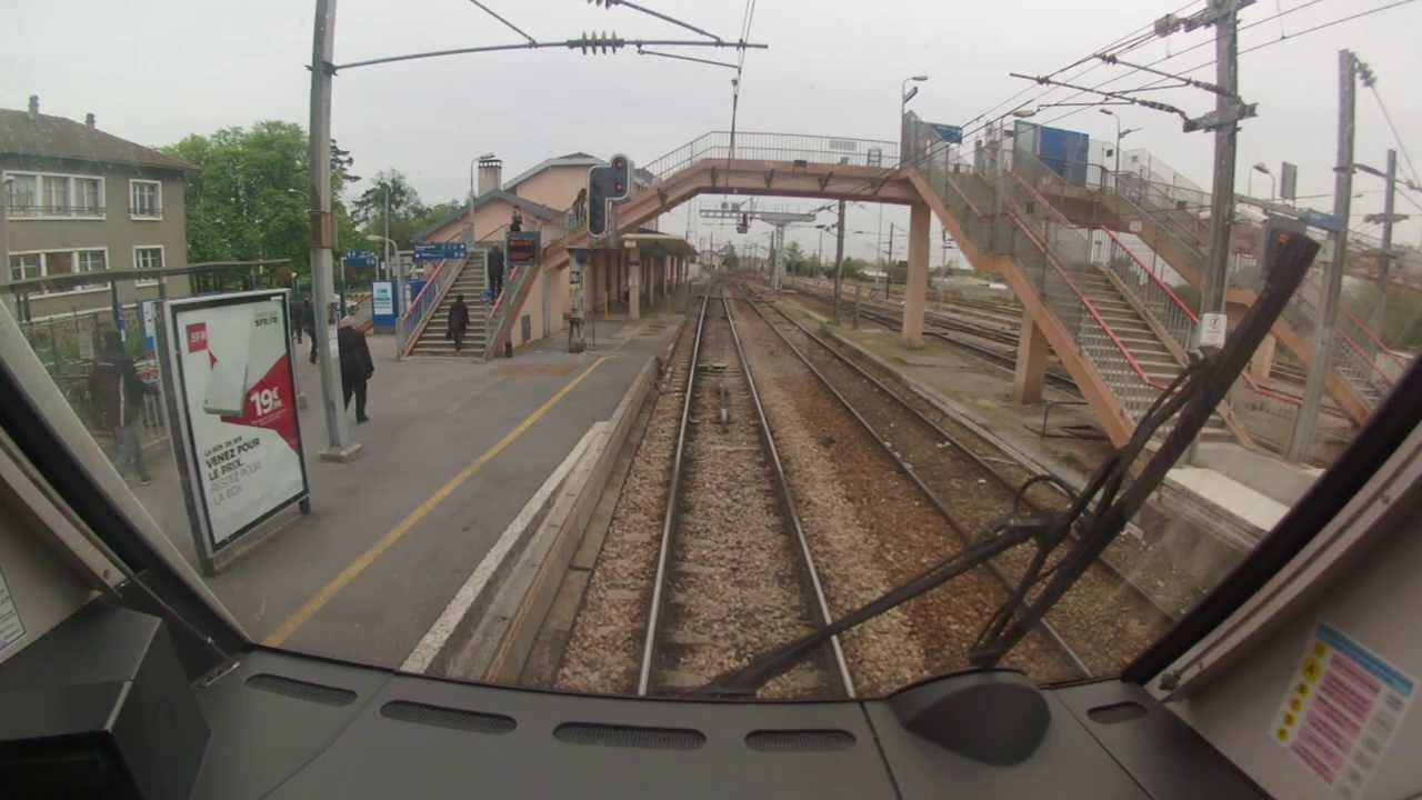 RER E – Voyage en cabine d'une MI2N d'Haussmann Saint-Lazare à Tournan