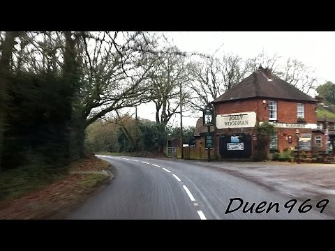 London Streets (478.) – Roads of Buckinghamshire