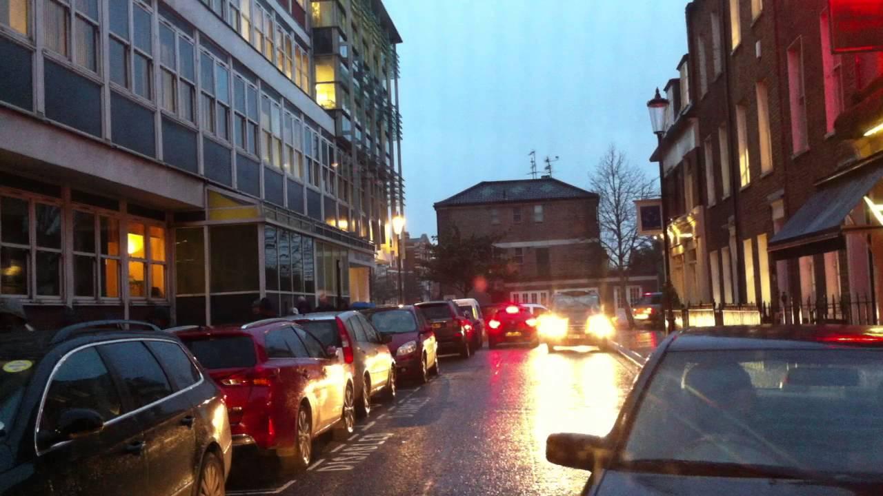 London Streets (479.) – Fulham – Chelsea – Pimlico – Lambeth
