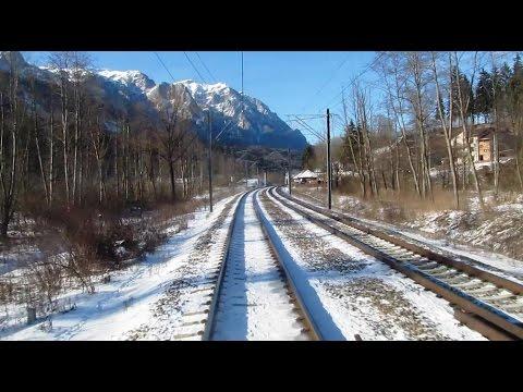Brasov – Bucuresti cu trenul – editia de iarna