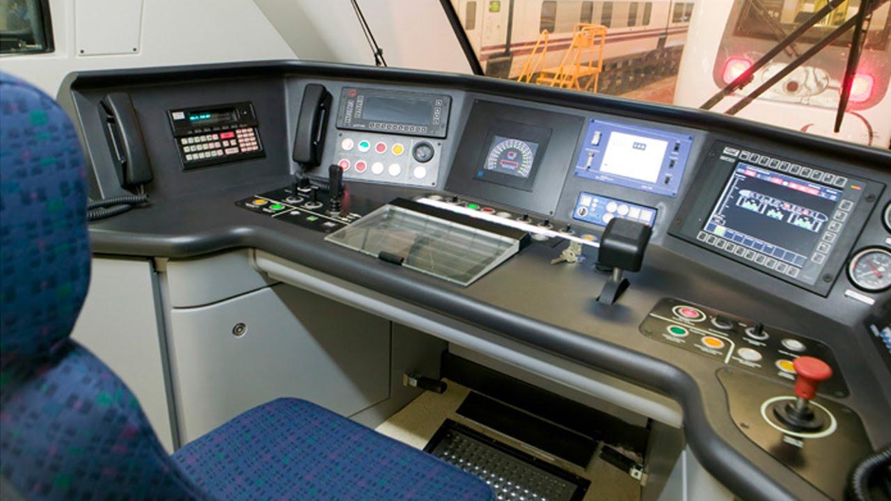 Rail View Tren de Granada a Almería 2015
