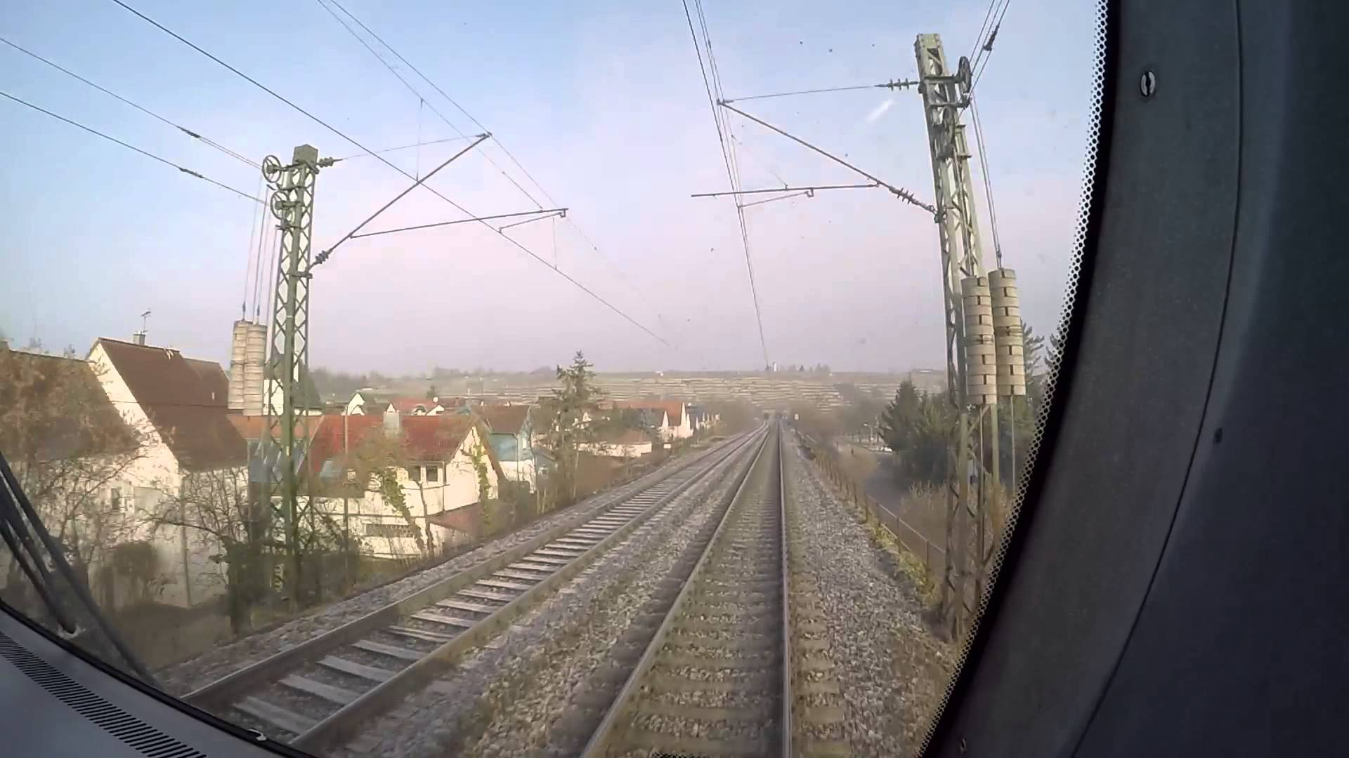 Führerstandsmitfahrt Stuttgart – Heilbronn – Neckarsulm