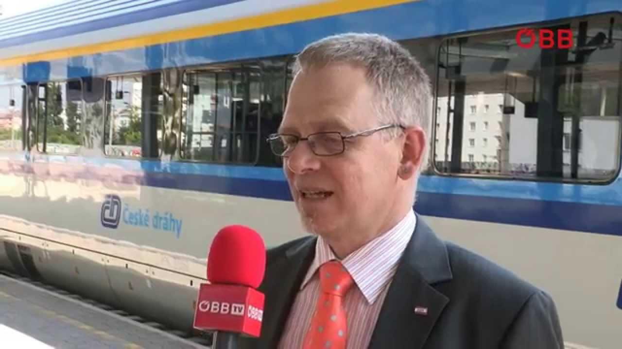 Railjets für die Tschechische Bahn