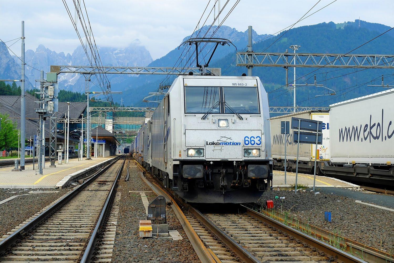 Führerstandsmitfahrt Tauernbahn Tarvisio – Villach – Salzburg/Freilassing 1080p @ 60fps