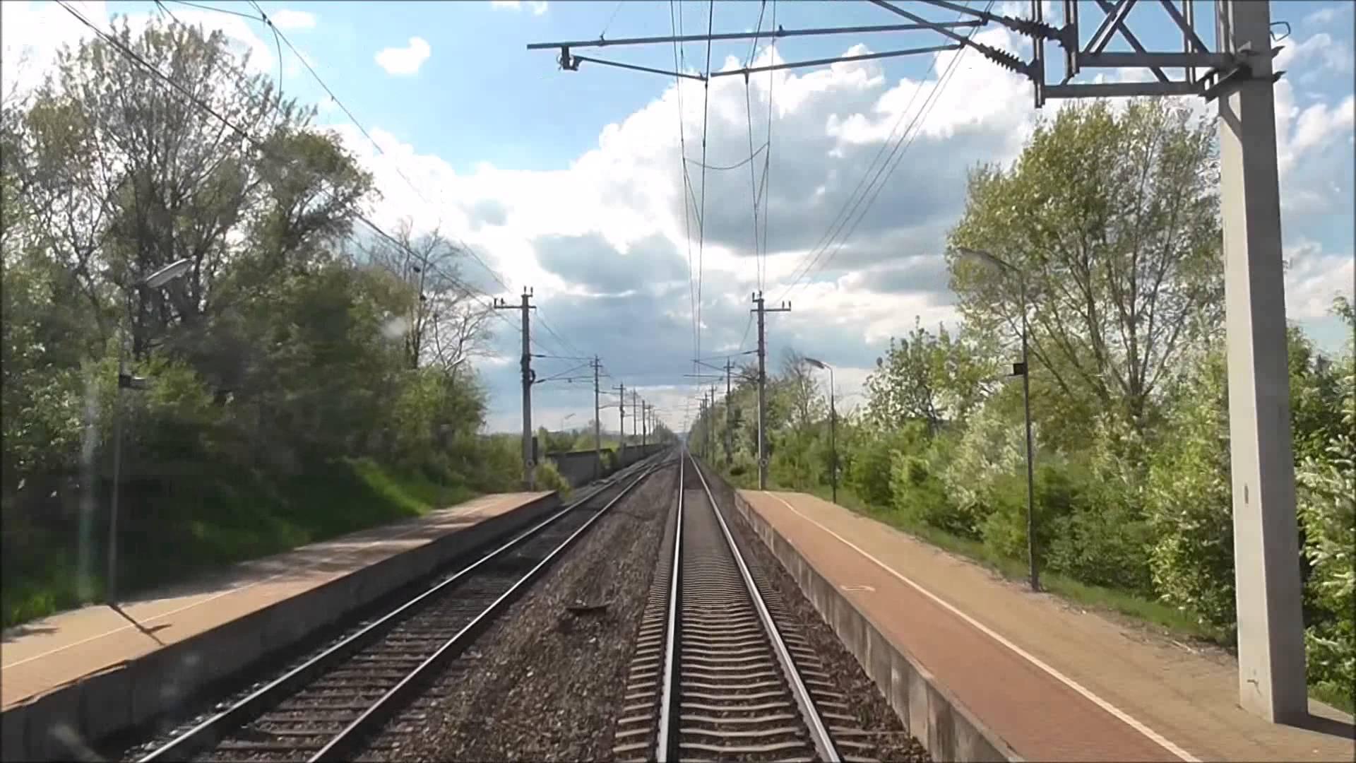 [HD] Führerstandsmitfahrt HEGYESHALOM – WIEN (Abzw. Hetzendorf)