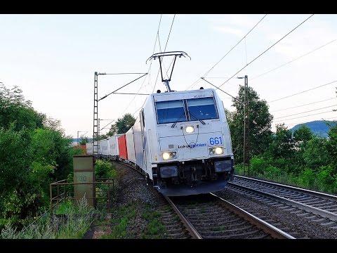 Führerstandsmitfahrt Gemünden – Frankfurt über Jossa – Elm – Hanau – Maintal