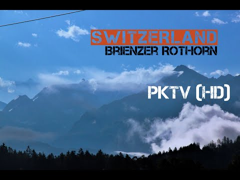 Switzerland – Brienzer Rothorn Bahn 2351m