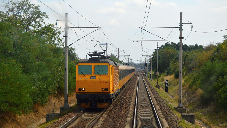 Cabview : Pardubice-Olomouc (trať 270)