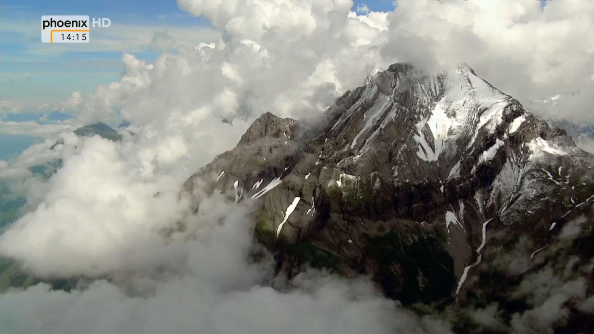 Auf dem Dach Europas (1/2) Im Bann der Alpen [HD, Doku]