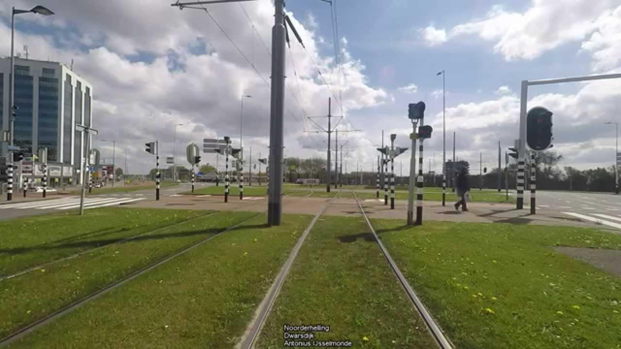 Cabinerit RET tram 23