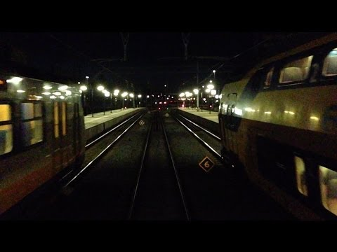 CABVIEW HOLLAND nachtrit Amsterdam – Schiphol 2013