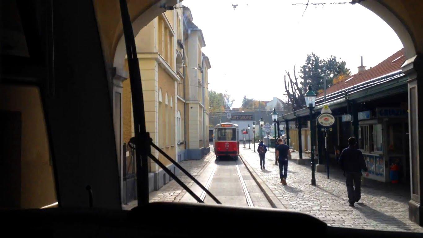 WL Wien Tram | Linie 38: Schottentor (U) - Grinzing