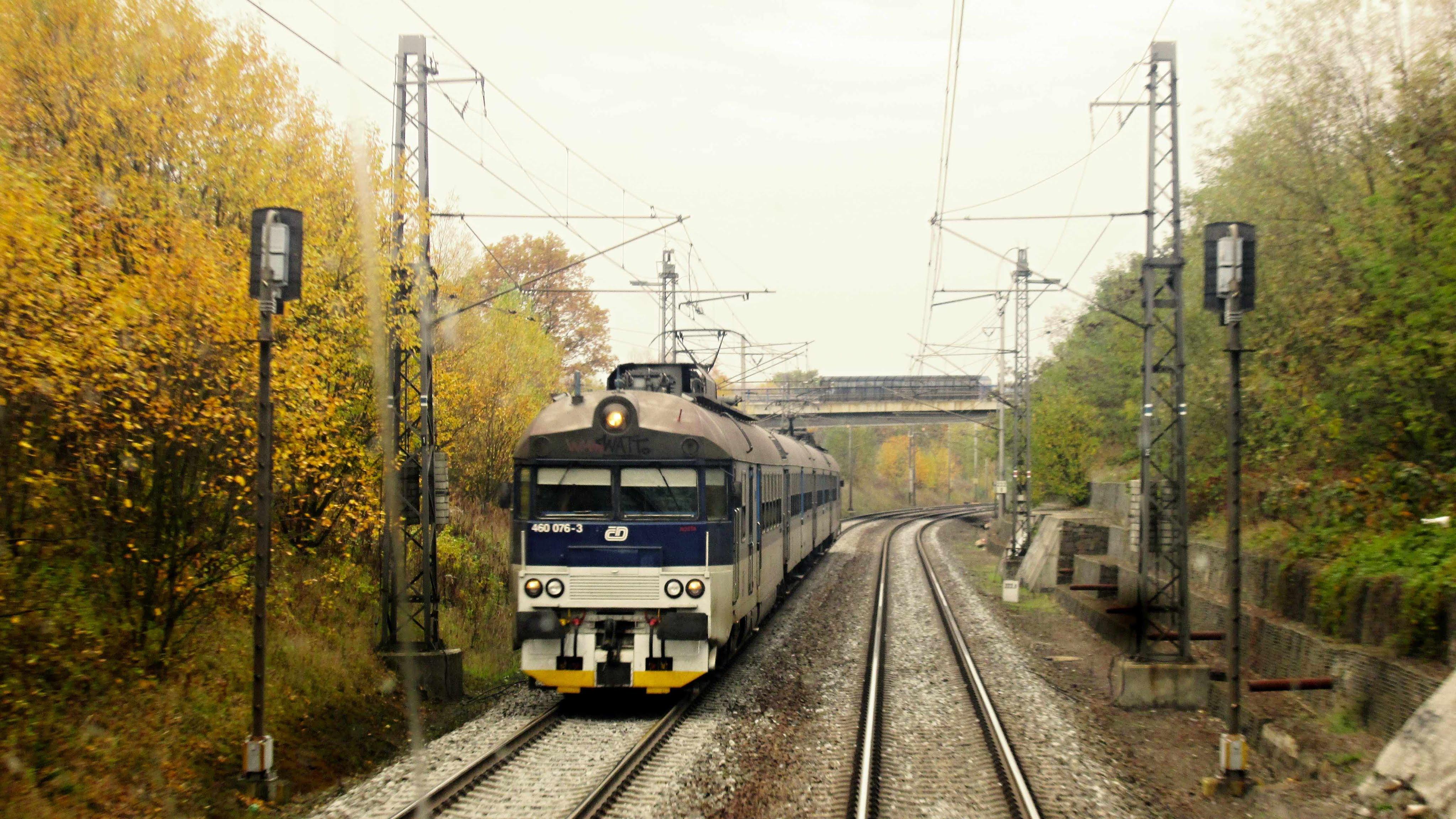 Cabview Bohumín – Olomouc (trať 270)