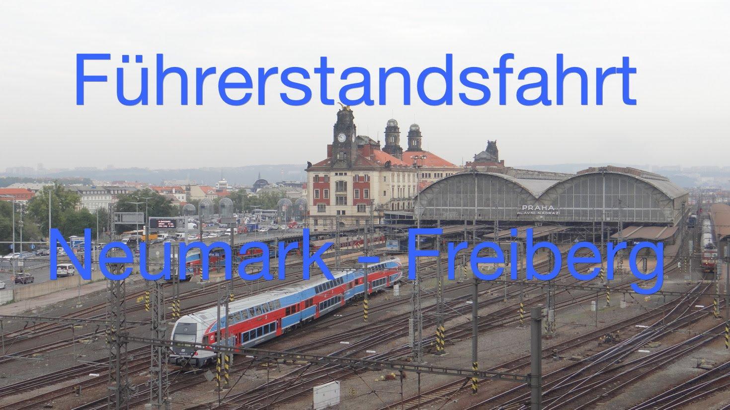 Führerstandsfahrt Neumark (Sachs) – Zwickau – Chemnitz – Freiberg (Sachs)