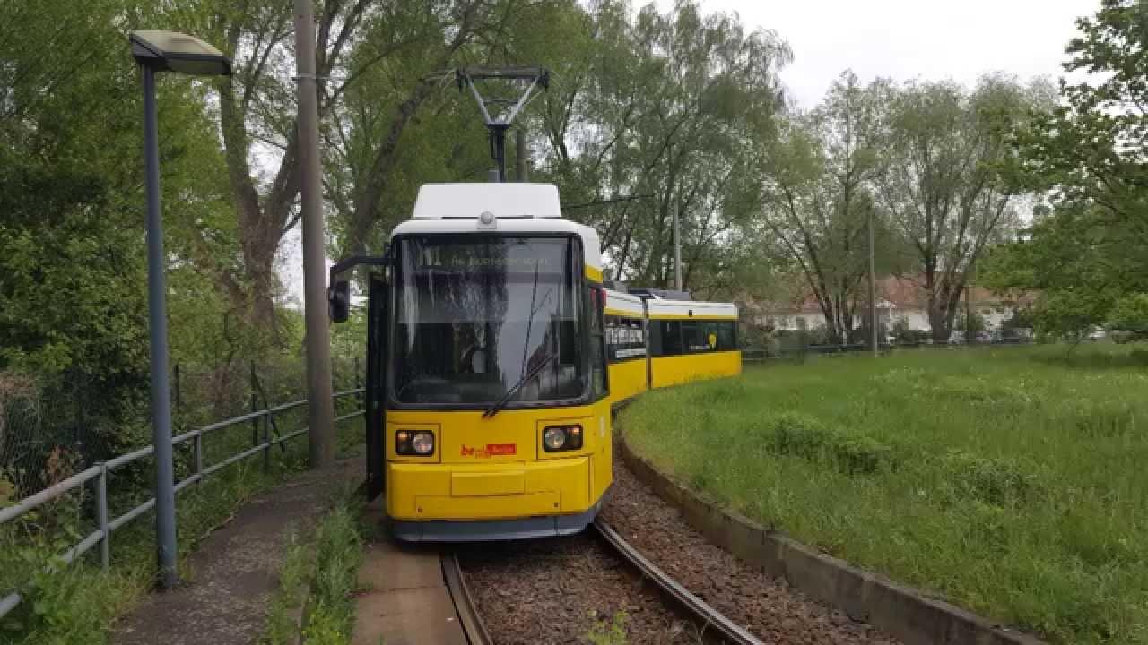 Führerstandsmitfahrt Linie M1 Rosenthal Nord-Hauptbahnhof