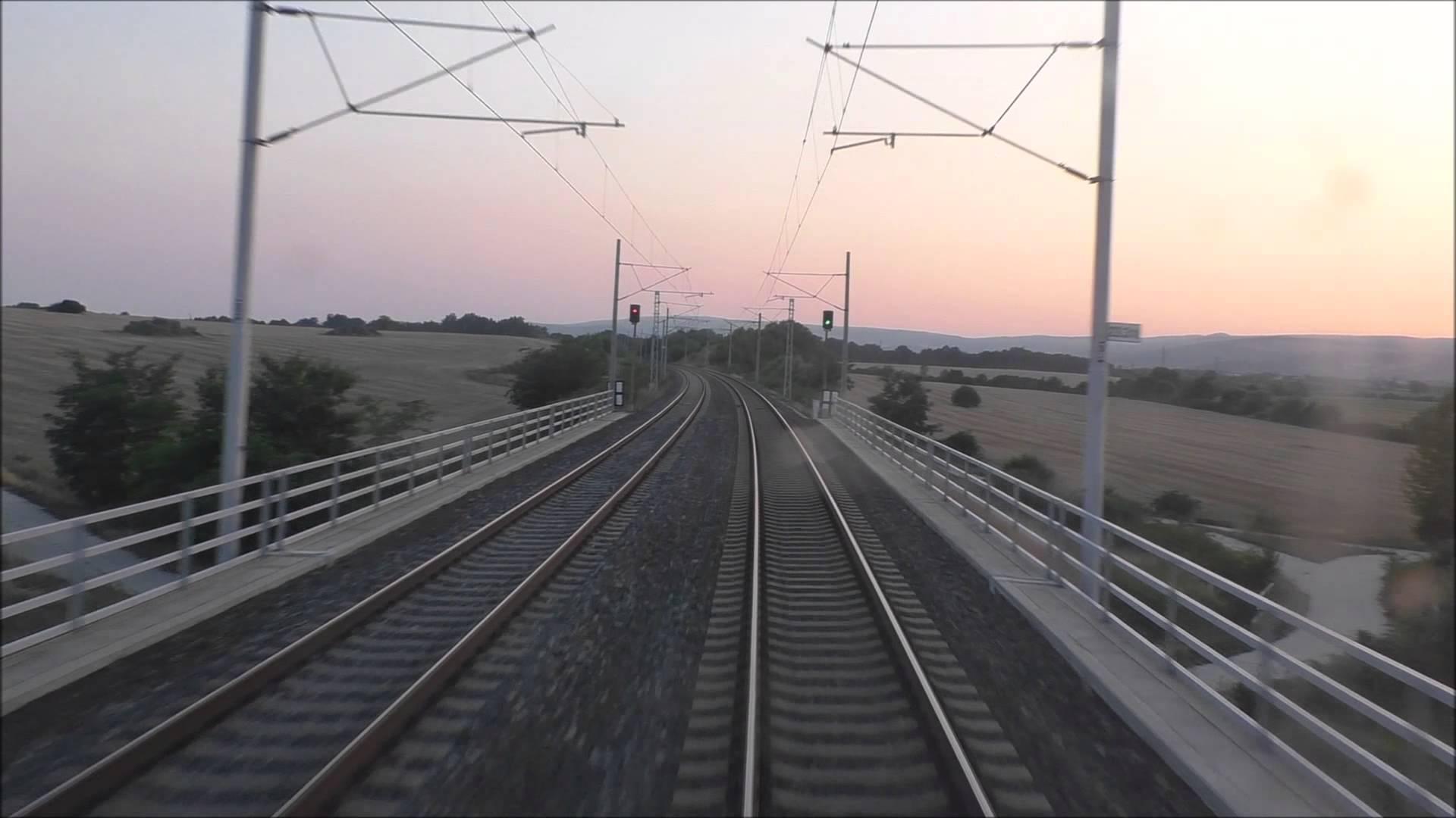 Vlaky: Trnava – Bratislava Hl. St. Cabview 362