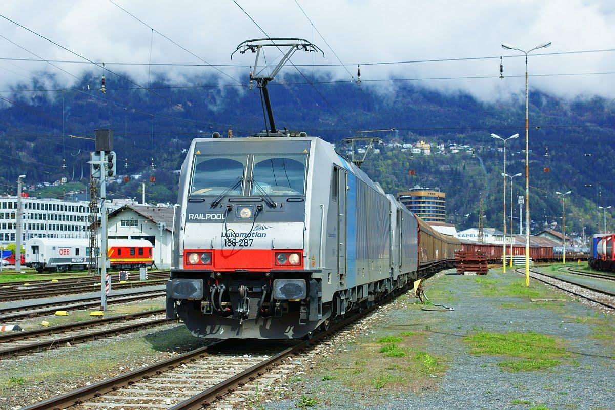 4k Führerstandsmitfahrt Mittenwaldbahn / Karwendelbahn Innsbruck – Mittenwald – Garmisch