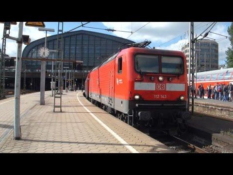 (RE) Hamburg Hbf – Lübeck Hbf / Fst-Mitfahrt (Jahr 2014)