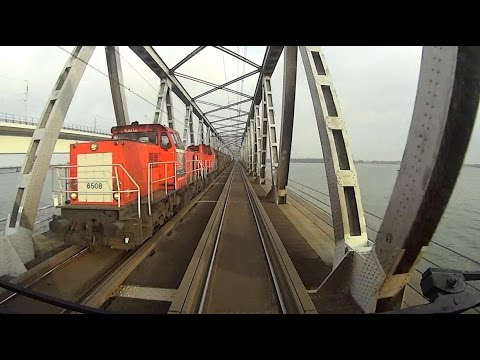 CABVIEW HOLLAND Roosendaal – Rotterdam – Amsterdam VIRM 2016