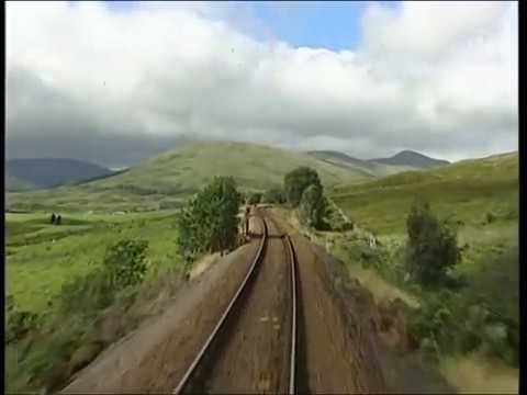 Cabride in Scotland – Crianlarich to FortWilliam
