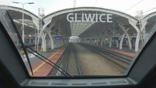 4K Cabview 27WEb-002 Dąbrowa Górnicza Ząbkowice – Gliwice + sound – 17.02.2017