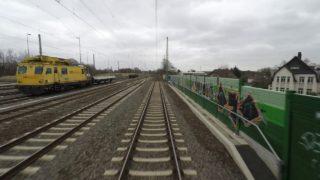 Cabinerit, Führerstandmitfahrt: Venlo – Kestert (Rechter Rheinstrecke) 4K UHD