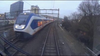 CABVIEW HOLLAND Amsterdam – Breukelen – Rotterdam SLT 2017